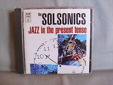 The Solsonics- Jazz in the Present Tense- CHRYSALIS 1994 WIE NEU