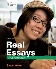 Real Essays with Readings : Writing for Success in College, Work, and...
