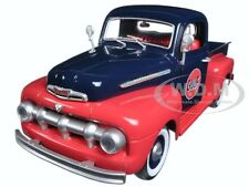1951 FORD F-1 PICKUP TRUCK GULF OIL 1/18 DIECAST MODEL CAR BY GREENLIGHT 12978