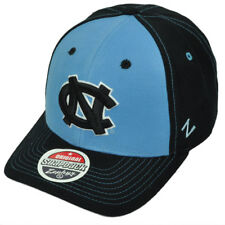 15ec2ec2e1f NCAA Zephyr North Carolina Tar HEELS Snapback Hat Cap Navy Blue Curved Bill