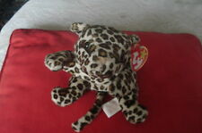 TY Beanie Baby Freckles Leopard INDONESIA June 3 1996 PE PELLETS New Birthday