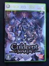Culdcept Saga (Xbox 360 2008 Japan Import ) Brand new