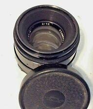Helios 44-2 2/58 f/2 58mm URSS primo obiettivo della fotocamera si adatta M42 Mount