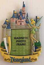 Disney Parks Disneyland Tinker Bell Sleeping Beauty Castle Magnetic Photo Frame