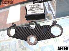 Carbon Fiber Triple Clamp Decal 1991-1994 Honda CBR 600 F2 CBR600- 3M Vinyl