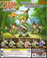 Yujin The Legend of Zelda Mobile Phone Strap figure nintendo game gashapon x6
