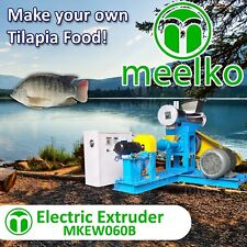 ELECTRIC EXTRUDER TO MAKE YOUR OWN TILAPIA FISH FOOD - MKEW060B