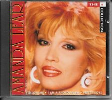 CD COMPIL 11 TITRES--AMANDA LEAR--THE COLLECTION / THE BEST OF