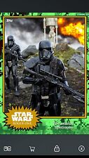 Topps Star Wars THE SEARCH CONTINUES AWARD MYSTERY VARIANT ??? Card Trader