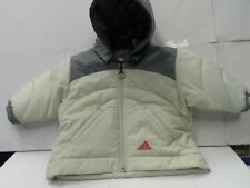 ADIDAS INFANT PADDED JACKET TO FIT 6 - 9 MONTHS