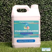 5kg Stabilised Chlorine Granules for Swimming Pools
