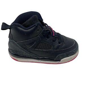 Air Jordan Spizike Black Pink Toddler Sz 7c Shoes 684932-029