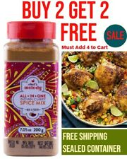 Buy 2 Get 2 FREE Indian Spices Mix Powder for Meat 100% Organic Curry Tandoori