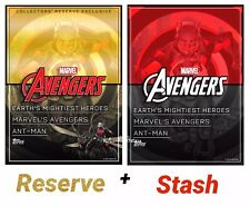 Topps Marvel Collect - Topps Collectors Reserve & Stash ANT-MAN (June) *Digital