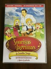 SONRISAS Y LAGRIMAS LA FAMILIA EDICION INTEGRAL 6 DVD - 40 EPISODIOS - 1000 MIN