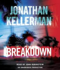 Kellerman Jonathan/ Rubinstein..-Breakdown  CD