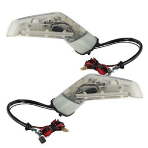 Oracle Lights 3901-504 Concept Side Mirrors For 05-13 Chevrolet Corvette NEW