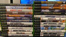 Orginal Xbox Games - Disc & Case - Some Include Manual