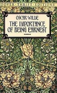 The Importance of Being Earnest Oscar Wilde   NEW & Free Post AU
