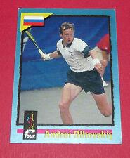 ATP TOUR CARD TENNIS 1995 ANDREI OLHOVSKIY RUSSIE RUSSIA PANINI CARDS