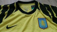 Aston Villa - NIKE Trikot Größe XL - Gelb Mens Home Trikot - Premier League