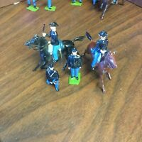 VINTAGE LEAD TOY SOLDIERS BRITAINS LTD 5