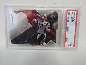 PSA 7 2008 SPx Tom Brady #81 New England Patriots