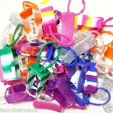 BATH BODY WORKS LOT OF 100 MIXED ASSORTED POCKETBAC SANITIZERS HOLDERS NEW
