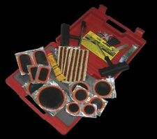 33 piece tyre repair kit suit tube and tubless tyres