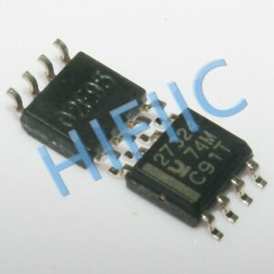1PCS/5PCS UCC27324DR 27324 Dual 4A Peak High-Speed Low-Side Power-MOSFET Drivers