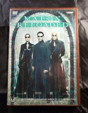 Matrix Reloaded - Keanu Reeves - 2 Discs - DVD - Region 4