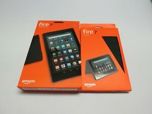 Amazon Fire 7 (9th Gen) 32GB, Wi-Fi, 7in - Black (With Special Offers)