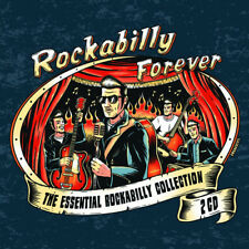 Various Artists : Rockabilly Forever: The Essential Rockabilly Collection CD