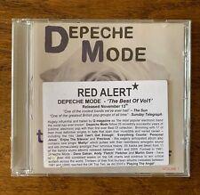 Depeche Mode - The Best Of Depeche Mode (Volume 1 ) CD Album Promo Edition 2006