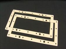 Ersatzdichtung, 2 Stück, für Breitmaulskimmer, ca. 34,4 x 18,8 cm