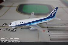 Jet-X All Nippon Airways ANA Boeing 737-200 Diecast Model 1:200