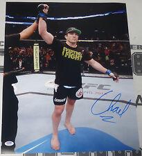 Chael Sonnen Signed UFC 16x20 Photo PSA/DNA COA Autograph Picture 159 148 117 98
