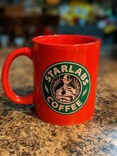 Starbucks The Flash Star Labs Coffee Red Mug/Cup DC Comics