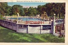1940 Municipal Swimming Pool, Elmira, N.Y.