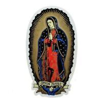 "Santa Cruz Jason Jessee Guadalupe Catholic 6"" Skateboard Sticker Decal"