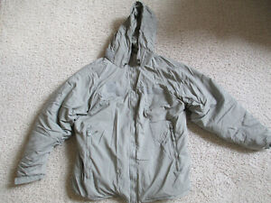 US Military Extreme Cold Weather Parka Beige Colour - Multiple Sizes