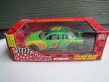 1997 NASCAR Racing Champions 1:24 Die Cast Stock Car Replica John Deere IOB