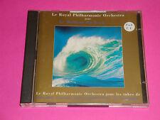 """2 CD """"LE ROYAL PHILHARMONIC ORCHESTRA JOUE LE MEILLEUR DU ROCK"""" EDEL 1996"""