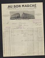 """VICHY (03) GRAND MAGASIN """"AU BON MARCHE / A. BOUCICAUT"""" Succursale en 1934"""