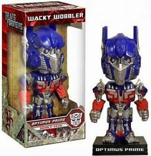 FUNKO Transformers Revenge of the Fallen Optimus Prime Bobble Head Action Figure