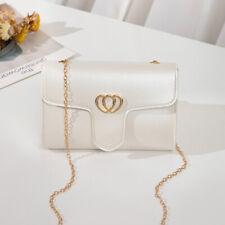 2020 Brand New Women Solid Color Chain Shoulder Bag