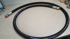 Gates Hydraulic Hose, 10ft, 12EFG4K 100R12 4WIRE 4000PSI
