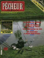 Revue le pêcheur de France No 20 Novembre 1984