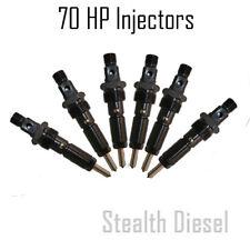 70HP Performance Injectors for Dodge Diesel Cummins 1994-1998 12v