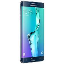 """Samsung Galaxy S6 + Android Sin Sim 32GB Edge 5.7"""" teléfono inteligente en negro (277708)"""